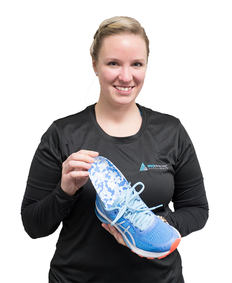 Lauren Simonds Custom Orthotics